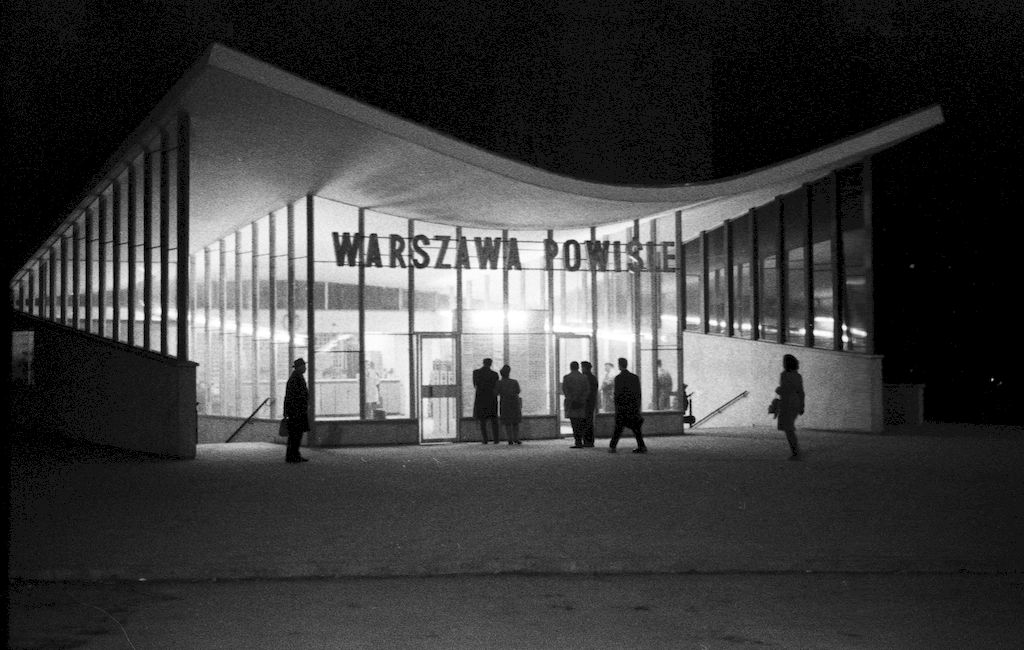 Warszawa lata 60.