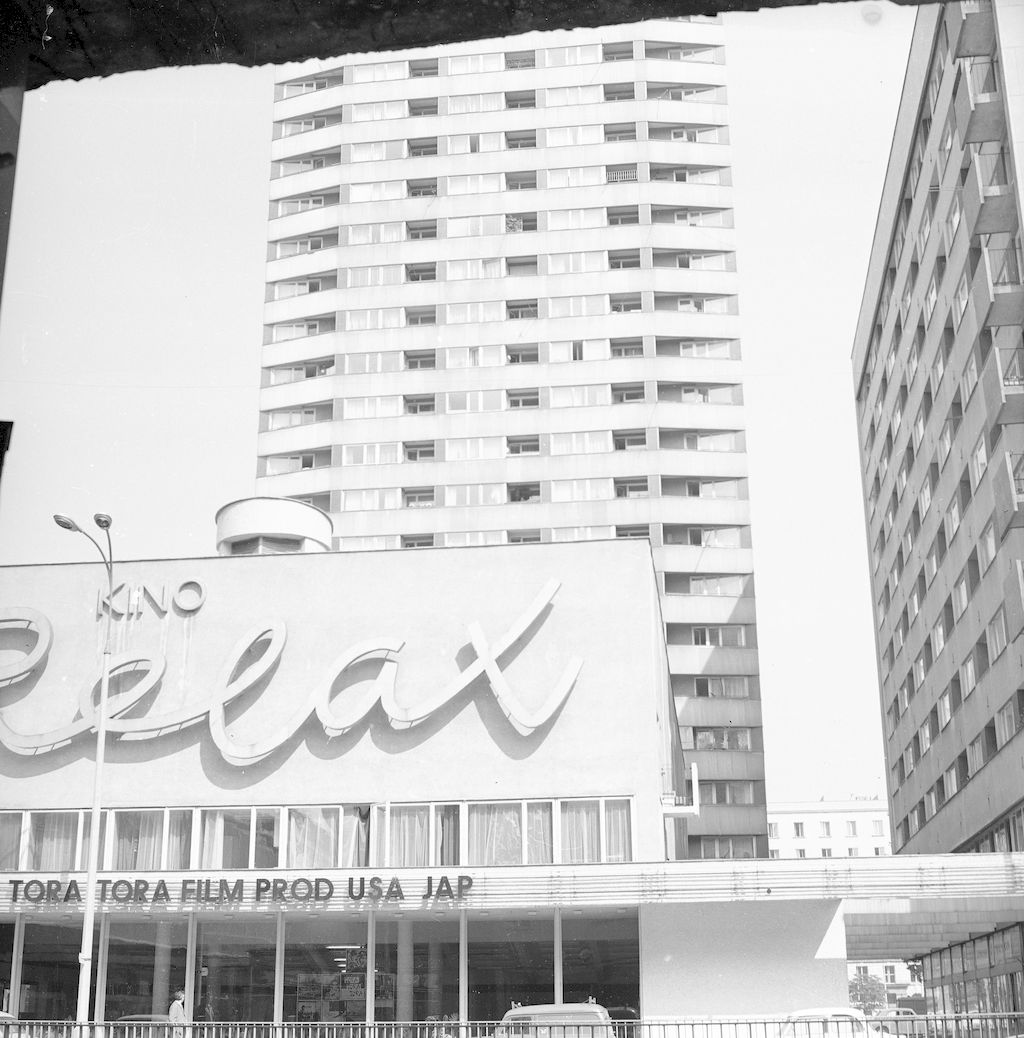 Warszawa lata 70.