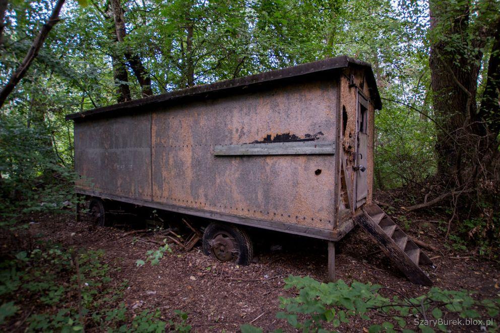 Wóz cyrkowy Alby