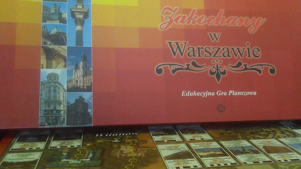 Zakochany w Warszawie