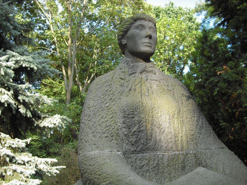 Pomnik Marii Konopnickiej