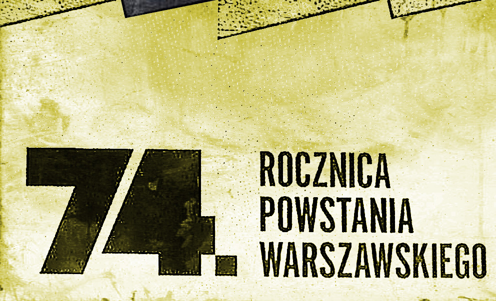74. rocznica Powstania Warszawskiego