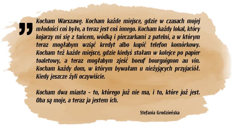 Warszawianka Stulecia i Warszawianka Roku 2018