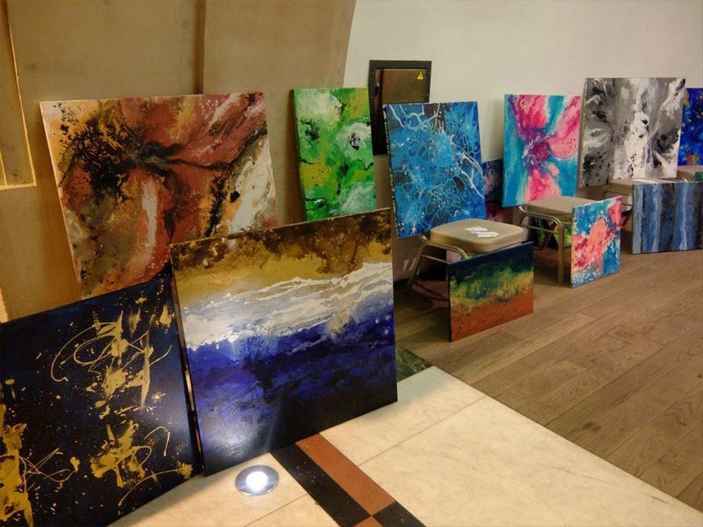 Arkady Kubickiego – Targowisko Sztuki