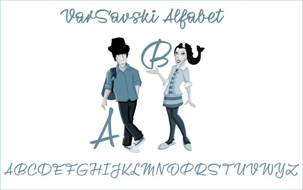 VarSavski Alfabet