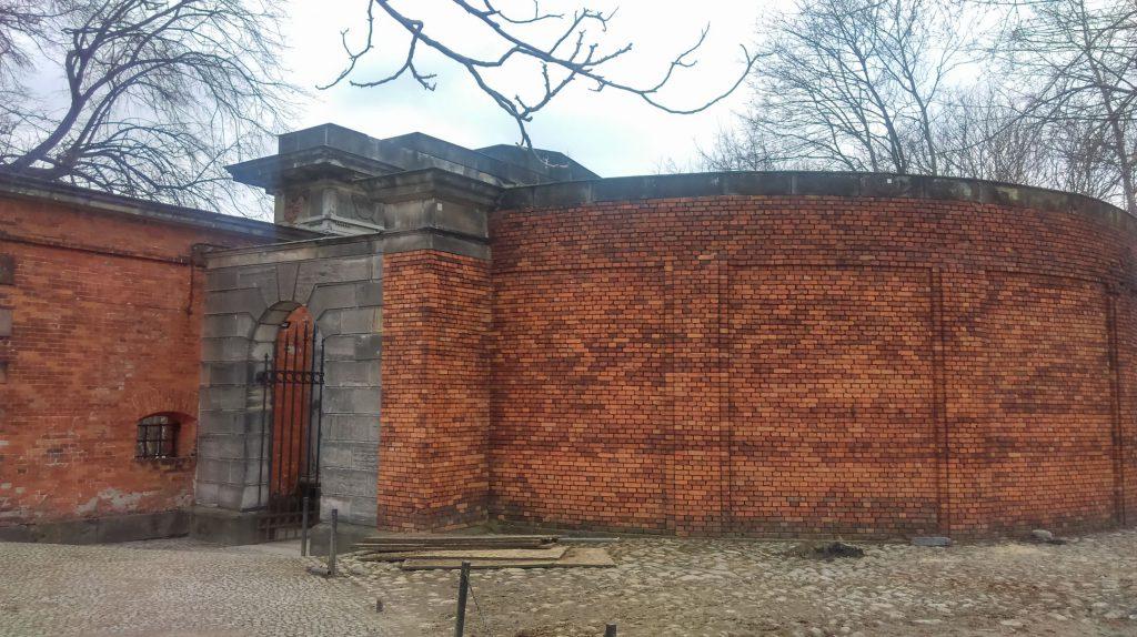Brama Straceń – Cytadela Warszawska