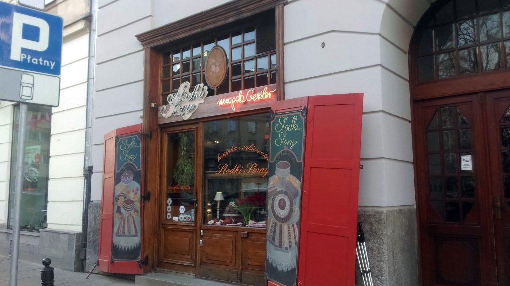 Słodki Słony Cukiernia Magdy Gessler