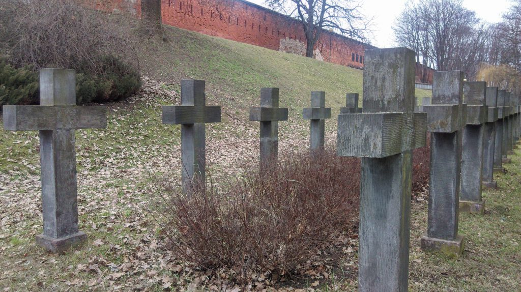 Symboliczny Cmentarz przy Bramie Straceń – Cytadela Warszawska