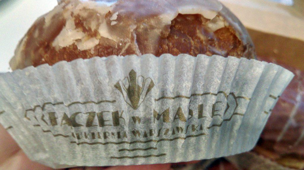 Pączek w maśle Cukiernia warszawska