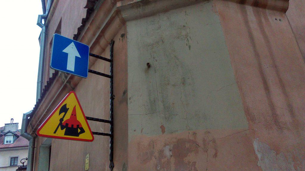 Kamień kata Lublin