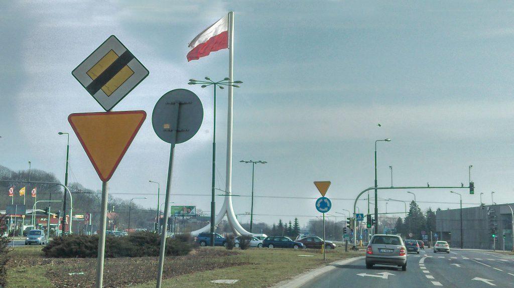 Masz Niepodległości, Rondo Dmowskiego w Lublinie