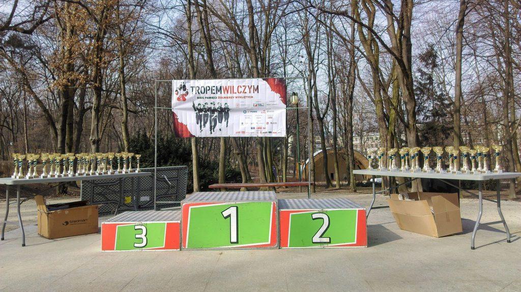 Park Saski w Lublinie – Tropem Wilczym