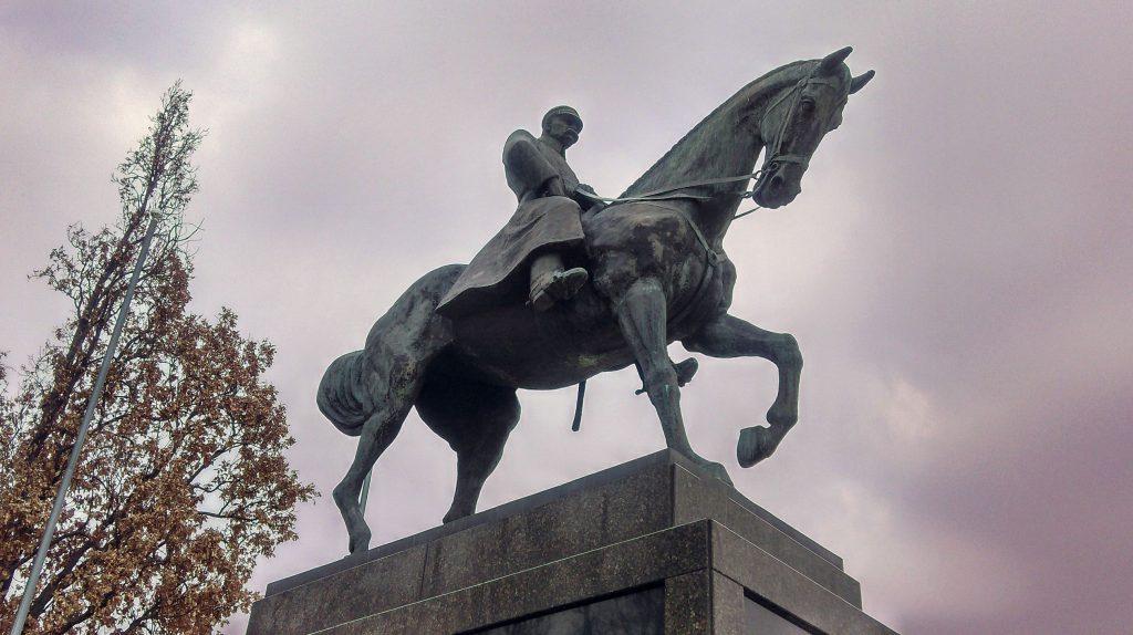 Pomnik Józefa Piłsudskiego Lublin