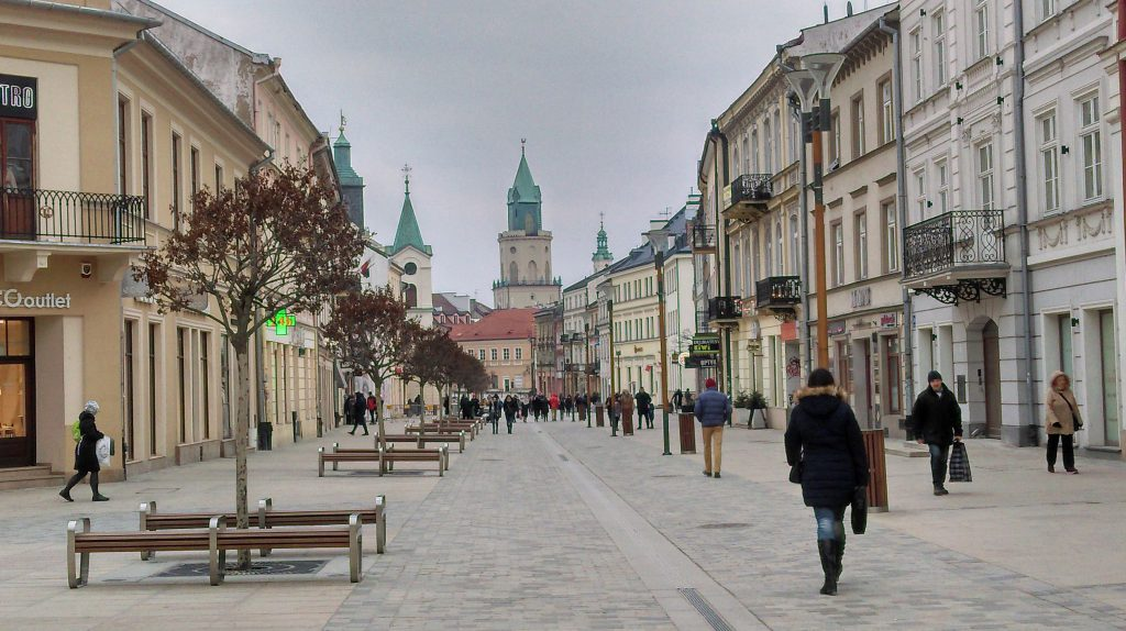 Deptak Lublin