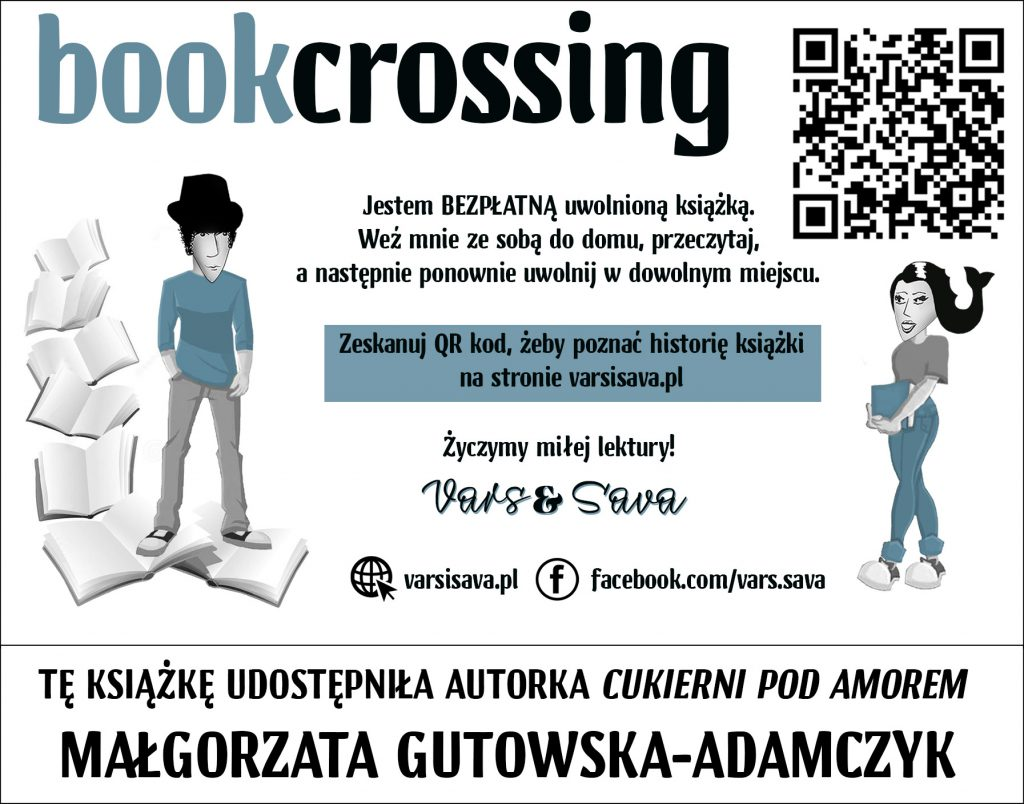 wiosenny bookcrossing