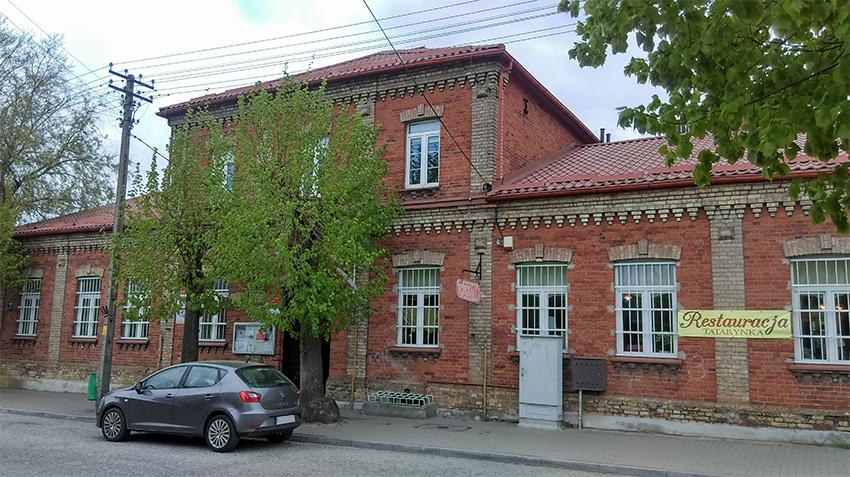Centrum Kultury i Rekreacji w Supraślu